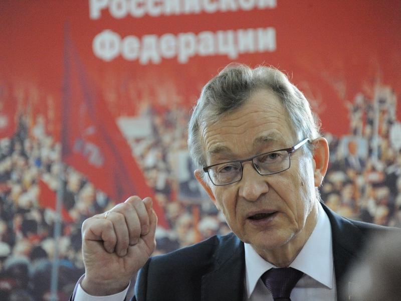 Жданова может уйти «на повышение» на федеральный уровень