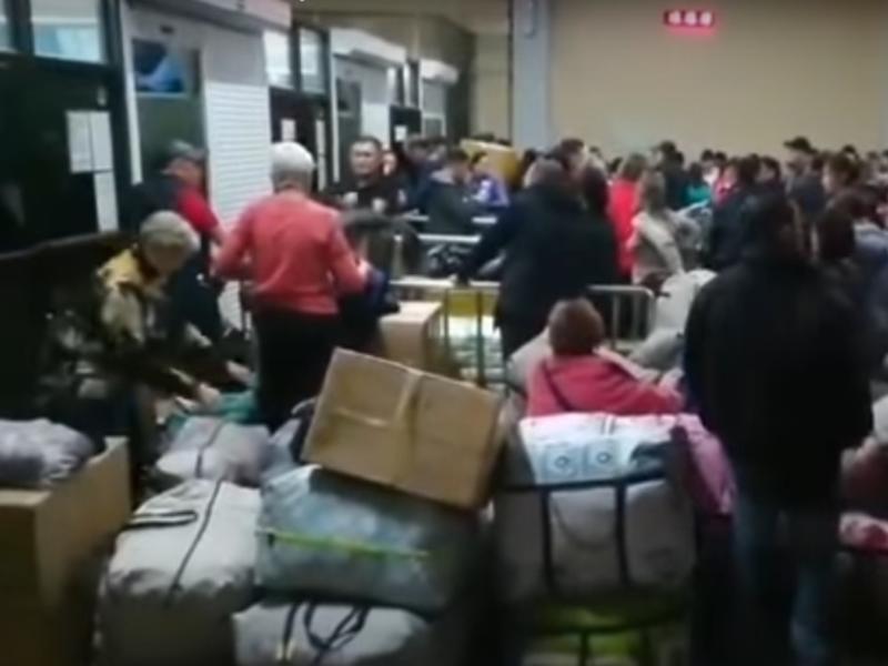 Забайкалец - об очереди на границе Россия-КНР: «Доходит до драк»