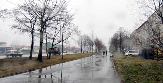 Синоптики: к берегам Камчатки приближаются два циклона