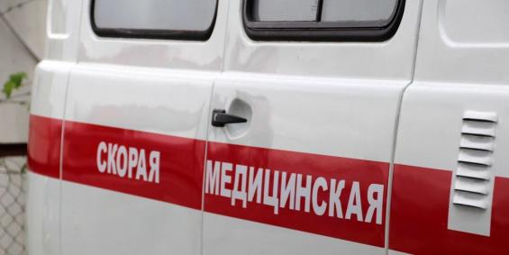 Рабочий тяжело пострадал, упав с лесов этнопарка в центре Петропавловска