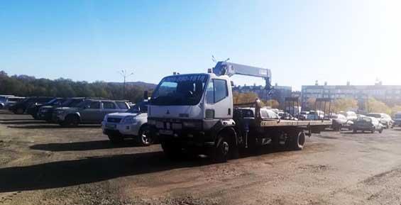 В Петропавловске готовят к зиме «пурговые» автостоянки