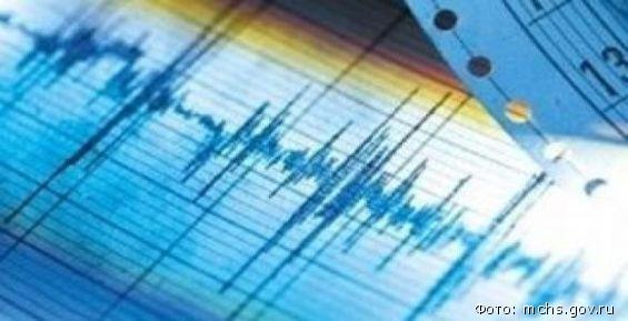 На Камчатке зарегистрировали новое землетрясение