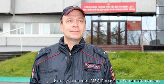 От жителей Камчатки зависит, выиграет ли майор полиции УАЗ «Патриот»