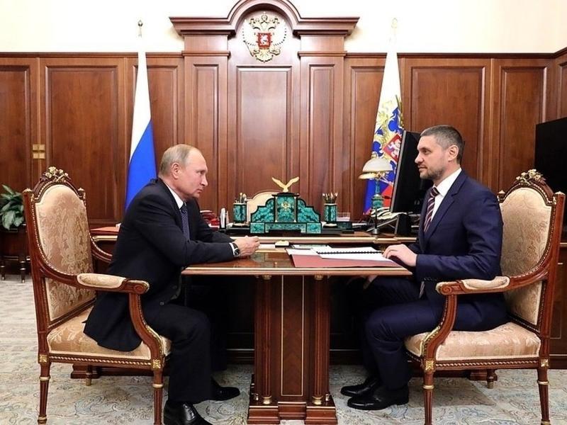 Врио главы Забайкалья - о вхождении края в ДФО: Рад такому быстрому решению президента