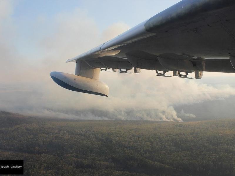 В Забайкалье отменят введённый весной режим повышенной готовности по лесным пожарам
