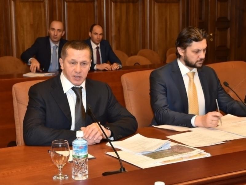 Осипов попросил у Трутнева скорейшего распространения преференций ДФО на Забайкалье