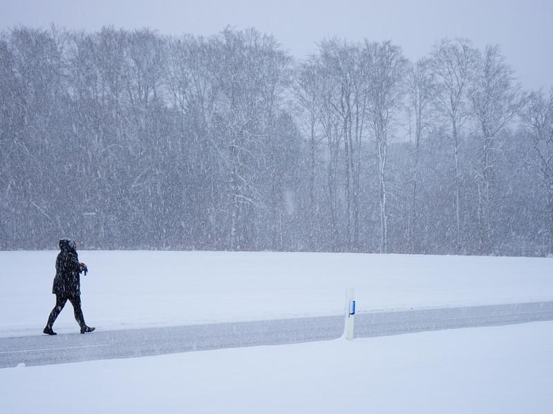 Ветер до 24 м/с и температура до 32 градусов мороза ожидается в Забайкалье