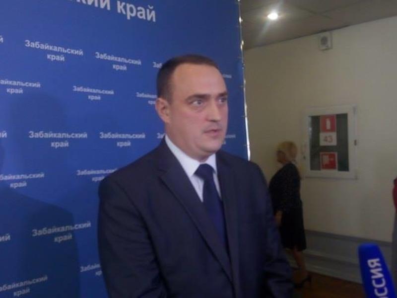 Колозина назначили федеральным инспектором по Республике Алтай