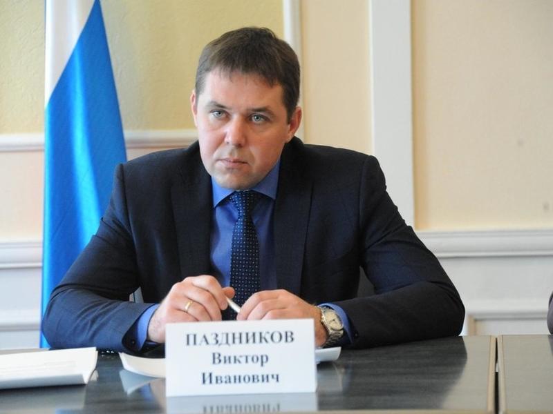 Осипов объявил выговор Паздникову за срыв проекта «Формирование комфортной городской среды»