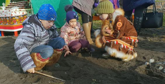 На Камчатке отпраздновали День народного единства (фото)