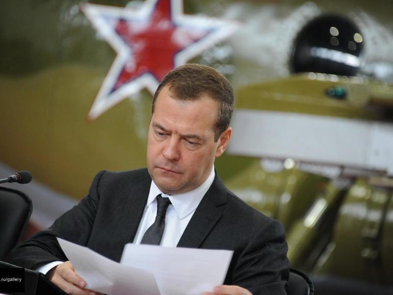 Забайкалец спросил у Медведева про «дальневосточный гектар»