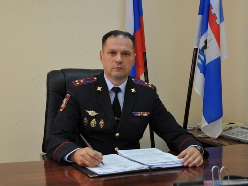 Начальник УМВД края Александр Щеглов стал генерал-майором полиции