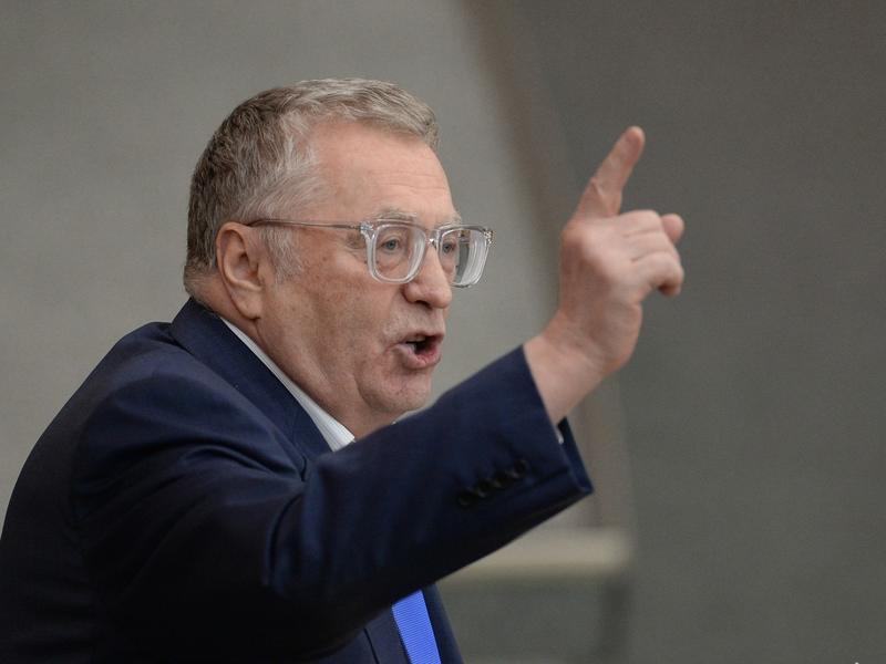 Жириновский прокомментировал исключение Волкова из ЛДПР