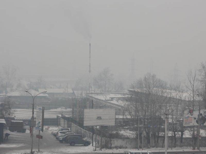 Районы Читы с самым загрязненным воздухом назвали в Минприроды