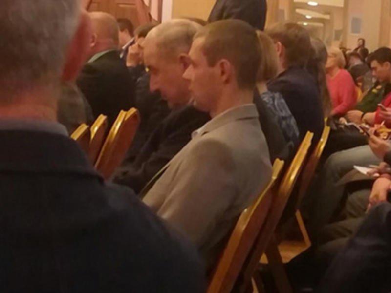 Михалёв заснул на заседании с полпредом Трутневым – СМИ