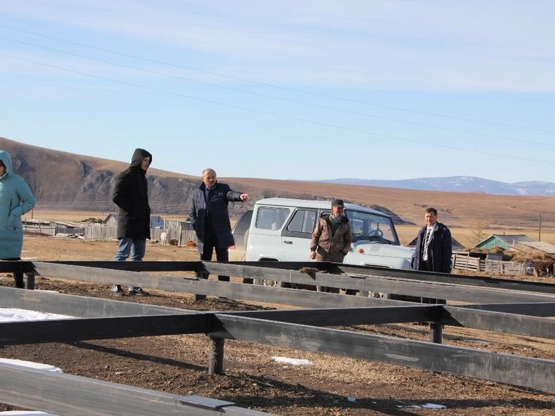 Кривые фундаменты ФАПов в Калганском районе исправят после обращения Говорина в Минздрав