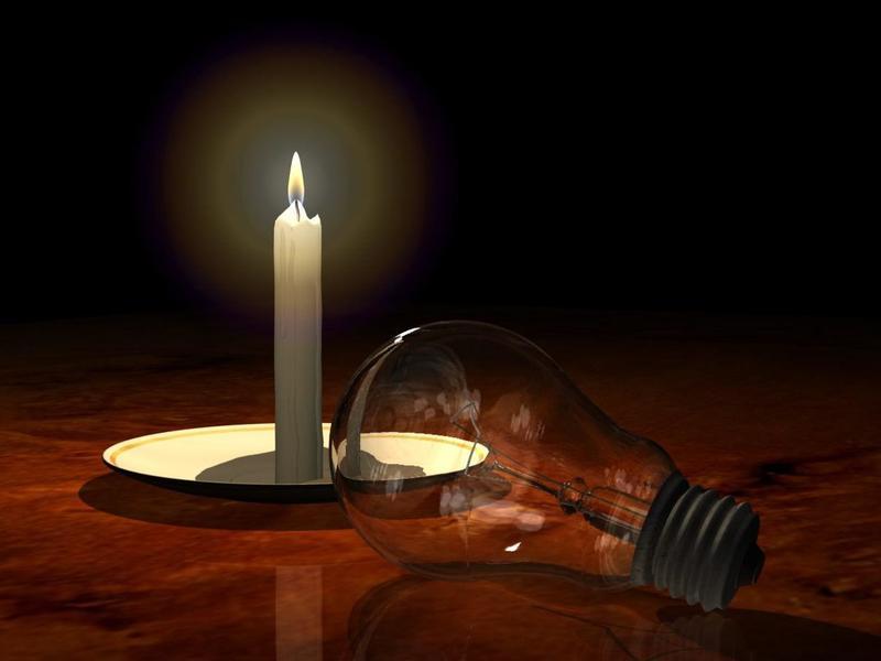 Жители посёлка Карымское остались без света из-за аварии