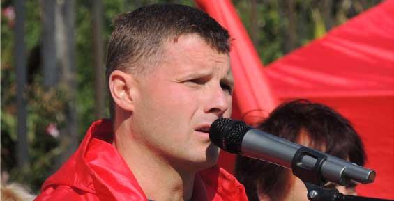 Арестованному депутату от КПРФ Быкову не удалось обжаловать арест