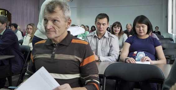 Жители Камчатки написали этнографический диктант