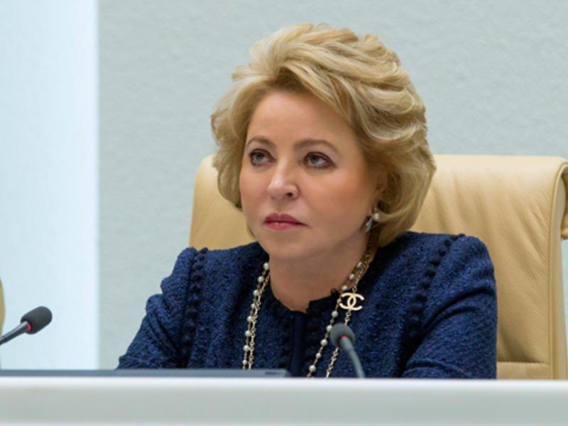 Матвиенко обеспокоилась ситуацией с зарплатами в Забайкалье