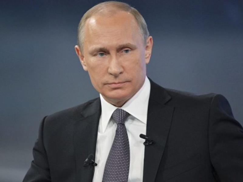 Путин назвал рост пенсий в России «решённым вопросом»