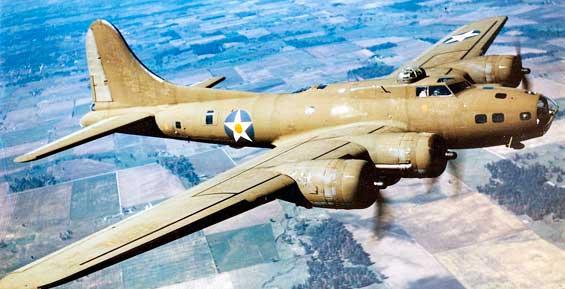 На Камчатке будут искать обломки упавшего в годы войны американского бомбардировщика