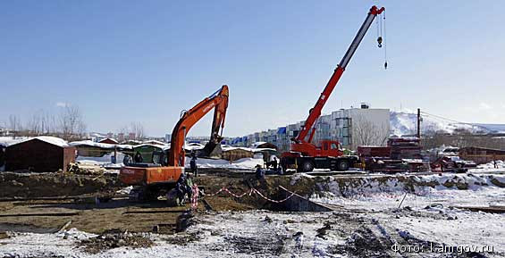 Москва даст Камчатке миллиард на строительство сейсмостойкого жилья
