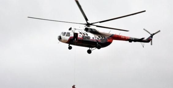 На Камчатке раненого матроса с плавбазы доставили в краевую больницу