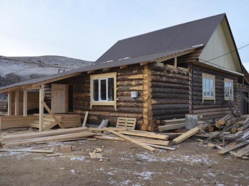 Почти 40 млн р выделил Минсельхоз РФ на дома для забайкальцев