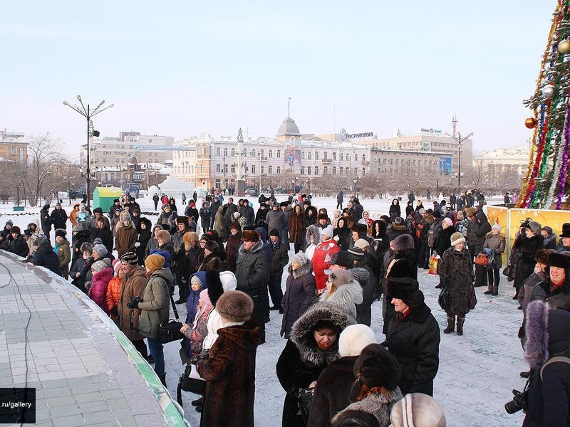 Режим повышенной готовности введён в Забайкалье на новогодние праздники