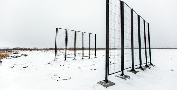 В Усть-Камчатске за 72 миллиона рублей оборудовали полигон для отходов