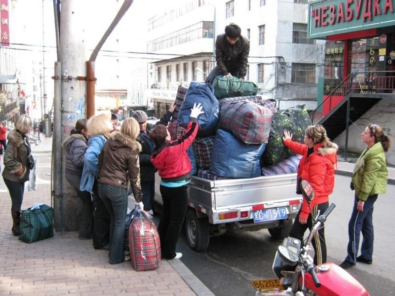 Число туристов на МАПП «Забайкальск» может вырасти до 6,5 тыс в сутки к Новому году