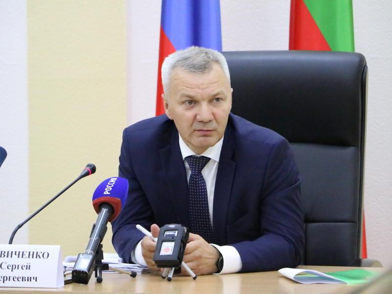 Новиченко объяснил, почему Забайкалье не попало в нацпроект по поддержке занятости