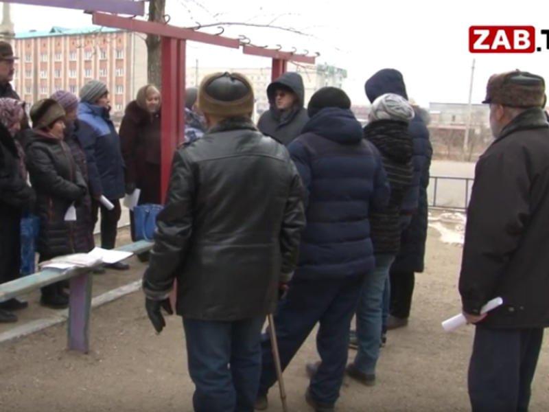 Читинцы на сходе потребовали ответа о тарифах на вывоз мусора