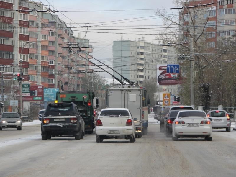 Более 60 млн рублей выделят Чите на содержание дорог