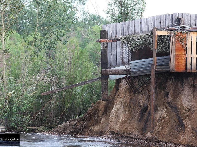 Семья из Верх-Читы через суд добилась выплат за потерю имущества из-за наводнения