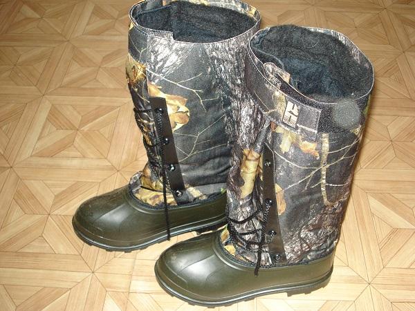 Как найти идеальную обувь для зимней рыбалки