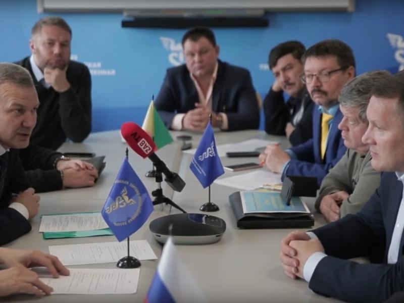 Как использовать «шанс, которого ждали 20 лет», предприниматели узнали на встрече в Союзе «Забайкальская ТПП»