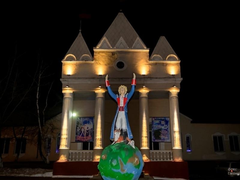 Осипов выделил 15 млн р на подготовку проектно-сметной документации для реконструкции театра кукол
