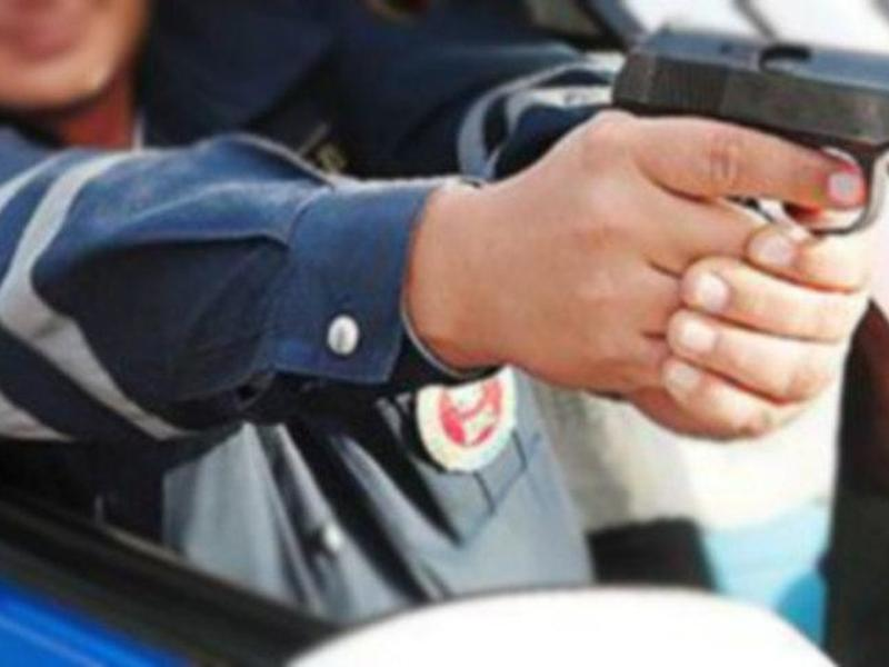 УМВД: Угнавшие такси с помощью отвертки задержаны после погони со стрельбой в Забайкалье