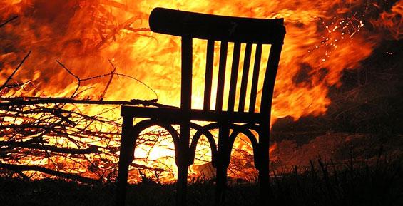 В СНТ «Смородинка» на Камчатке сгорел дачный дом