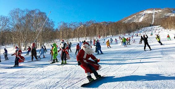 В субботу на Камчатке откроет сезон горнолыжная база «Морозная»