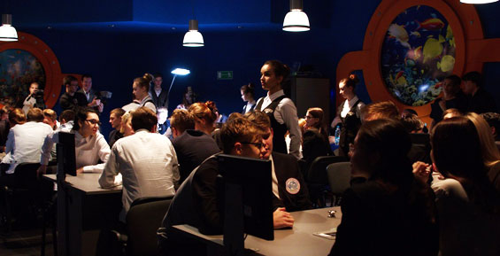 Камчатских старшеклассников приглашают на викторину «Что? Где? Когда?»
