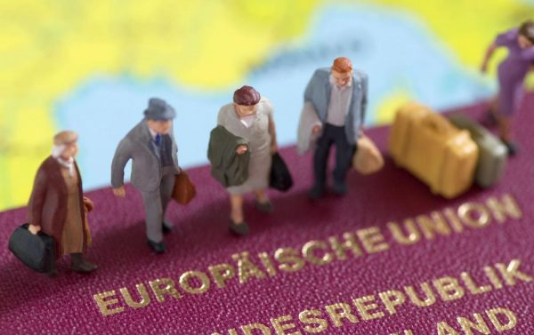 Правила позднего переселения в Германию