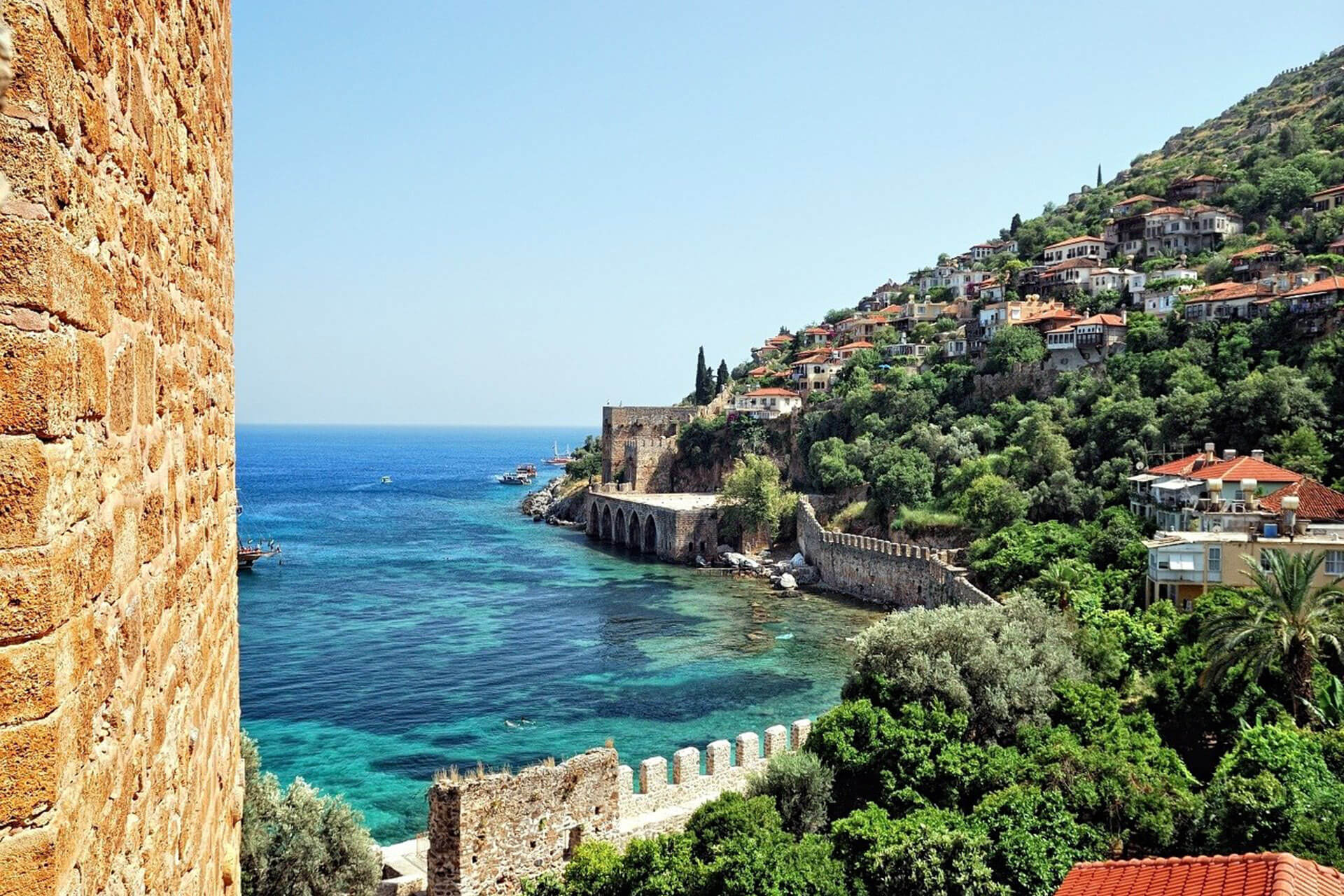 Самые топовые города для отдыха в Турции